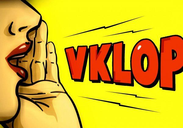 Avdicije za mesečno televizijsko oddajo VKLOP