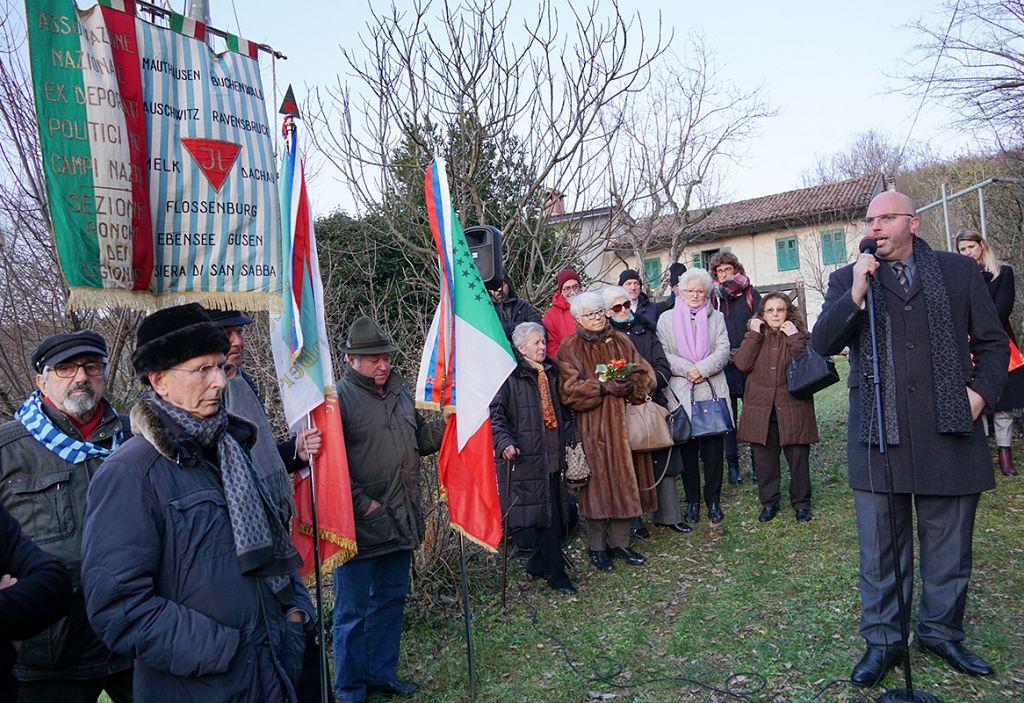 """""""Naša dolžnost je, da se spomnimo žrtev, umorjenih v taboriščih!"""""""