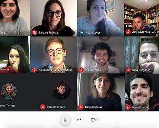 Drugi redni občni zbor Društva mladih Slovencev v Italiji DM+
