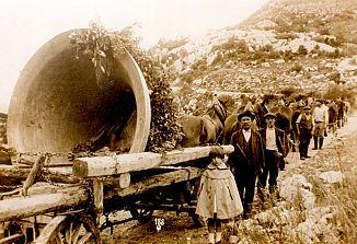90. obletnica prevoza zvona na Sveto Goro