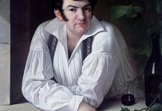 Monografija o slovenskem slikarju Jožefu Tomincu