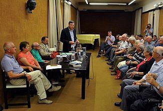 Ohranjanje spomina na italijanska taborišča je zlasti civilna bitka