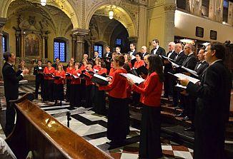 Bleščeč koncert Mešanega pevskega zbora Lojze Bratuž