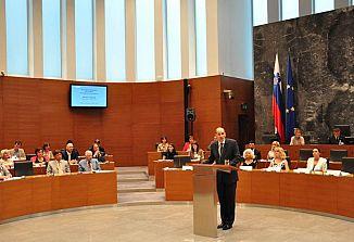 Slovenci v zamejstvu in po svetu v Državnem zboru