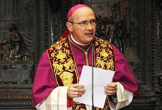 Novi goriški nadškof msgr. Carlo Redaelli
