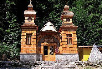 Ruska kapelica pod Vršičem je obnovljena