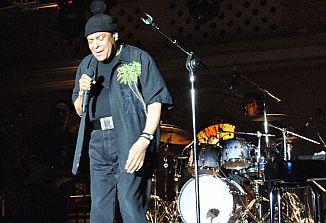 Sijajno je nastopil ameriški pevec Al Jarreau