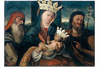 Podobe Svetogorske Marije v Gorici