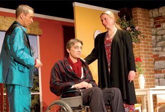 Gledališče na Kontradi 2012: zabaven uvod s štandreškimi igralci