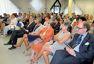 Srečanje Društva poslovnih žensk Slovenije FAM
