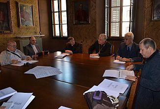 Program prihoda novega goriškega nadškofa