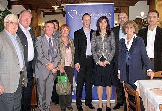 Evropska poslanka Romana Jordan v Brdih