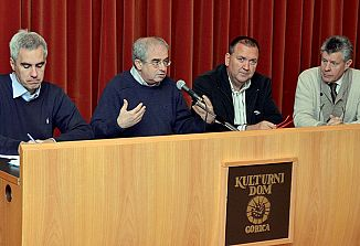 Javno srečanje o drugem Vatikanskem cerkvenem zboru