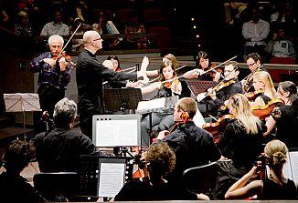 Čaroben glasbeni večer Solo&Orkester