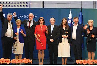Skupna lista SDS in SLS zmagovalka evropskih volitev!