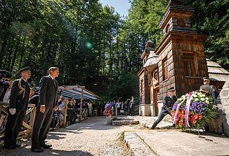 Škof Lipovšek je spodbudil k edinosti med kristjani