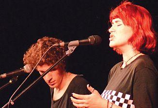 Tish je navdušila na prvem uradnem koncertu v Gorici