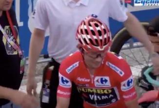 Primož Roglič osvojil špansko krožno kolesarsko dirko Vuelto