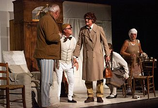 Molierova komedija v pristni benečanski preobleki