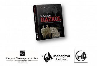 Jože Možina, Slovenski razkol