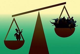 Ekonomske razlike med ljudmi se večajo