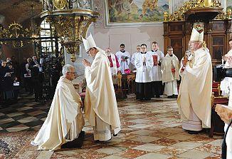 """""""Z vami kristjan. Za vas škof"""""""