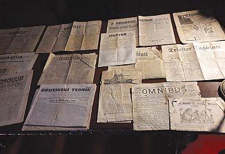 Na Pangerčevi domačiji o promoviranju zgodovinskih zanimivosti Brega