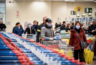 Kam in kdaj v market po hrano