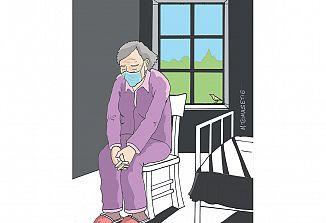 Osamljenci v času epidemije