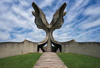 """""""Jasenovac je madež sramote in zločin!"""""""