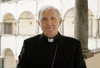 Tudi danes je slovenski metropolit msgr. Stanislav Zore nagovoril Slovence