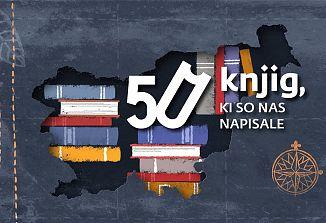 50 knjig, ki so nas napisale