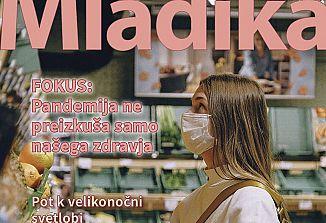 Izjemna spletna izdaja revije Mladika 2-3