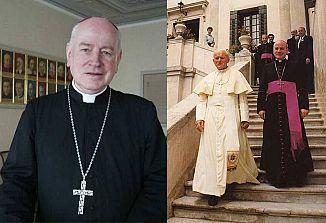 V večnost je odšel nekdanji tržaški škof msgr. Evgen Ravignani