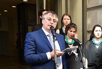 """""""Pomembno je le, da je Narodni dom spet v slovenskih rokah!"""""""