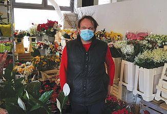 """Cvetje se kupuje z dušo!"""