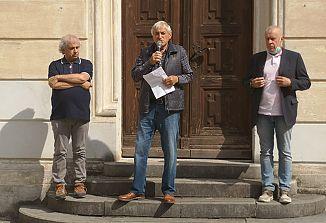 Stanič naj v Gorici dobi svoj kip!