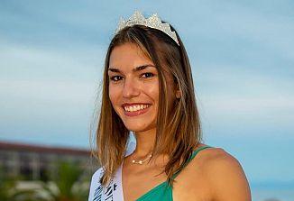 Sanja Žagar očarala žirijo na selekciji za tekmovanje Miss Italia