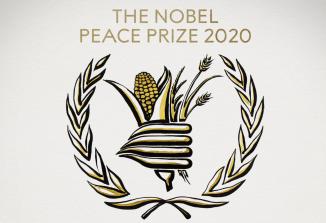 Nobelova nagrada za mir letos Svetovnemu programu za hrano