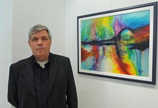 80 ustvarjalnih let slikarja Edija Žerjala