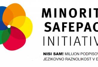 Javno zaslišanje o evropski državljanski pobudi Minority SafePack