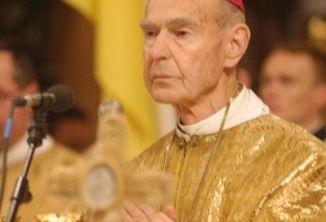 Pogreb msgr. dr. Jožefa Smeja bo danes ob 15. uri