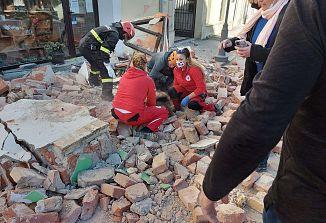 Močnejši potres z magnitudo 6,3 v bližini hrvaške Petrinje