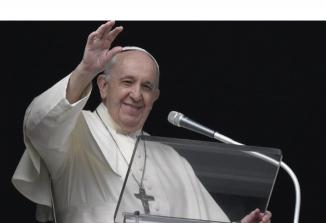 Tri papeževa priporočila  za adventni čas
