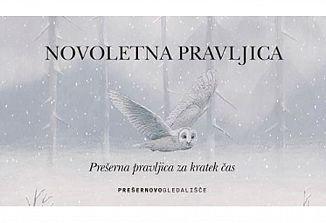 Božično in novoletno voščilo PG Kranj