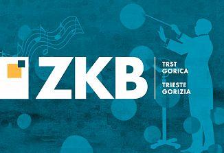 Novoletna voščila v glasbi ZKB Trst Gorica