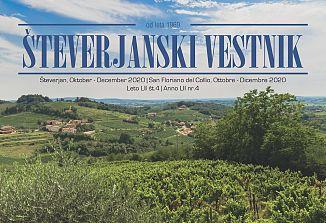 Decembrska številka Števerjanskega vestnika