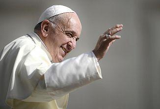 Papeževo sporočilo