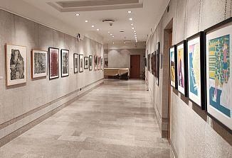 Na ogled je razstava o grafiki Slovencev v Italiji