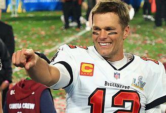 Tom Brady osvojil sedmi naslov